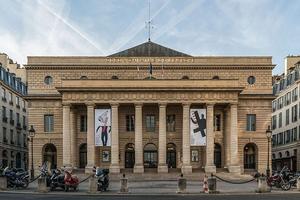 L'Odéon Théâtre de l'Europe.