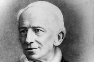 Le pape Léon XIII.