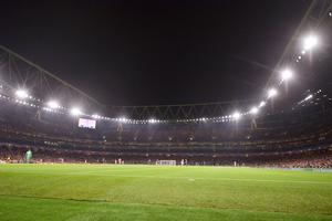 L'Emirates Stadium d'Arsenal fait toujours le plein.