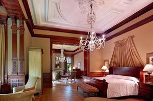 Le Wentworth Mansion à Charleston.