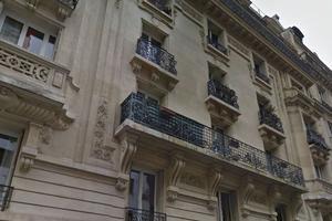 L'immeuble du 204 rue de Grenelle distingué par le concours de façades en 1899.