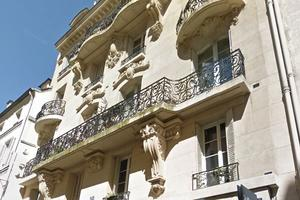 L'immeuble du 24 rue du Roi de Sicile de l'architecte Debrie est également récompensé.