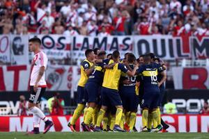 Boca Juniors s'est imposé sur le terrain du Monumental le 11 décembre dernier