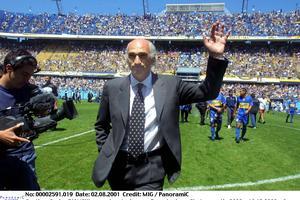 Carlos Bianchi, ancien coach de Boca