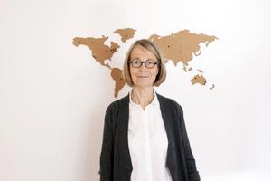 Françoise Nyssen, ministre de la Culture du gouvernement Édouard Philippe.
