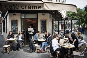 Café Crème (IIIe).