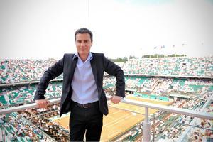 Laurent Luyat, l'emblématique présentateur de France Télévisions