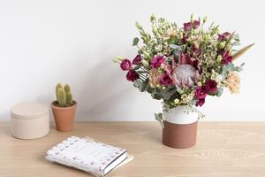 les 5 box de bouquets de fleurs. Black Bedroom Furniture Sets. Home Design Ideas