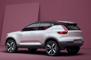 Un SUV compact, le XC40, est attendu en 2018.