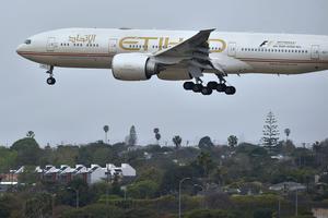 La compagnie Etihad Airways a annoncé suspendre tous ses vols en direction du Qatar.