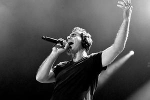 Serj Tankian, le chanteur de System of a Down.
