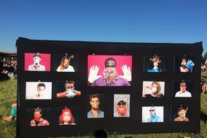 Des installations sélectionnées par le jury.