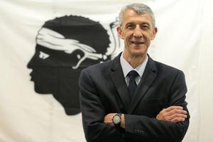 Le député Michel Castellani