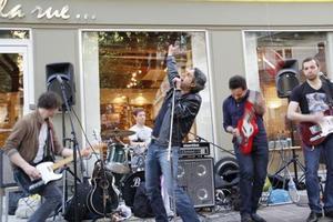 Les Dindons Virtuels à la fête de la Musique en 2012.