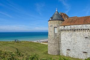 le château-musée qui abrite une remarquable collection de peintures.