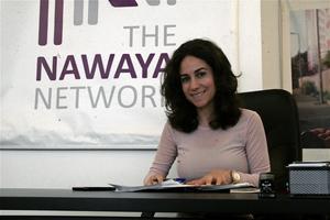 Zeina Saab fondatrice du Nawaya Project.