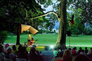 La 25e édition du Festival des forêts de Compiègne dédié aux «Histoires de la forêt».