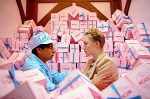 <i>The Grand Budapest Hotel </i>de Wes Anderson.