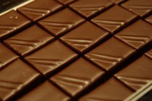 Le chocolatier Jean-Paul Hevin.