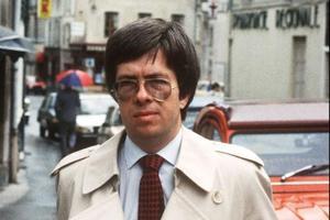 Jean-Michel Lambert, le 22 juin 1985, alors en charge de l'instruction de l'affaire Gregory.