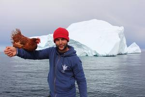 Ils ont croisé de nombreux icebergs.