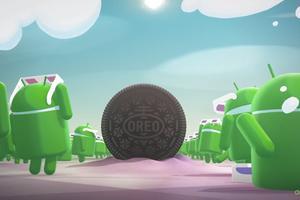 Le superhéros Oreo est le nouveau leader du monde Android. (Google)