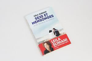 <i>Sexe et mensonges, La vie sexuelle au Maroc</i>, Leila Slimani.