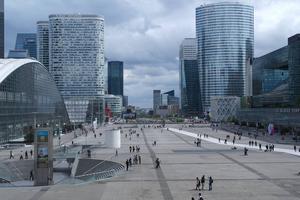 Quartier de La Défense.