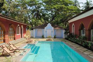 La Villa Morgado fut construite il y a cent ans par un colon portugais pour sa femme adorée, Maria Gracias. Crédit photo: Olivier Roques Rogery
