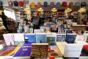 La librairie Ars Una.