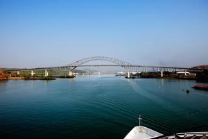 Le canal de Panama (Costa Croisières)
