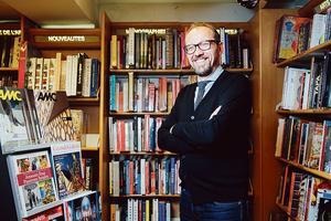 La librairie Lamartine.