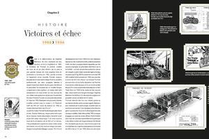 1902-1936. Les débuts de Triumph, bien relatés dans le livre.