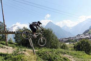 Accès gratuit au Bike Park (OT Les 2-Alpes/V.Lozzi)