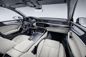 Une ambiance intérieure comparable à celle de la luxueuse A8.