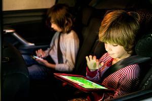 Les deux garçons disposent d'une heure et quart par jour d'écran ou d'ordinateur. <br/>