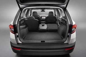 L'une des principales qualités du Karoq est son impressionnant volume de chargement au regard de sa taille, ce qui lui permet de taquiner des SUV un peu plus grands.
