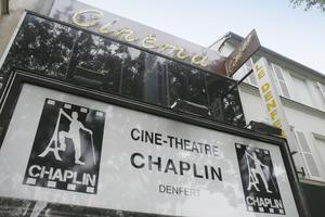 Cinéma Le Chaplin.