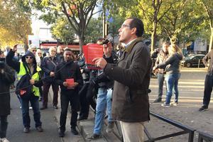 Stéphane Colonna, président de la FFAC. Crédit photo: P.Z