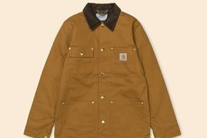 The Michigan Chore Coat, modèle qui fête ses 100 ans.
