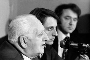 Au début des années 70, Enzo Ferrari confie les rênes de l'écurie de F1 à Luca di Montezemolo.