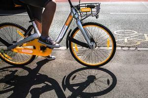 o.Bike est arrivé il y a deux semaines à Paris.