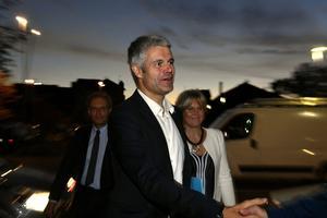Laurent Wauquiez entend parcourir 80 départements durant sa campagne.