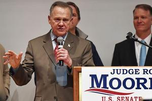 Roy Moore n'a pas reconnu sa défaite mardi soir.