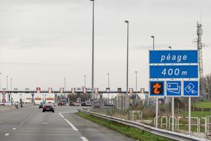 Les tarifs des sociétés d'autoroute devraient augmenter de 1 % à 2%