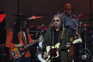 Tom Petty en concert en février, à Los Angeles.