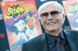 Adam West fut le troisième à incarner le personnage de Batman à l'écran.