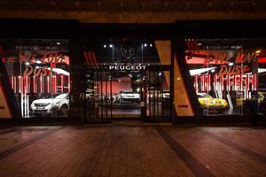 Peugeot Avenue renouvelle plusieurs fois par an ses animations.