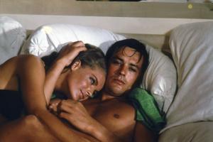 Alain Delon et Romy Schneider dans «La Piscine» (1969).