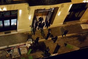 Rapidement alertés, les policiers ont pu interpeller trois des braqueurs.